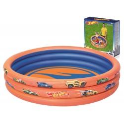 Bestway 93403, nafukovací bazén Hot Wheels 122 x 25 cm
