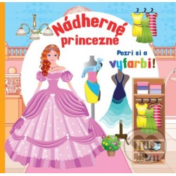 Vyfarbi- Nádherné princezny