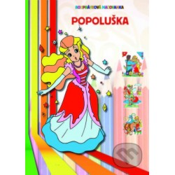 Omalovánka- Popelka