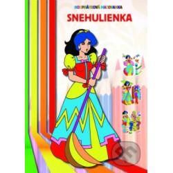 Omalovánka- Sněhurka
