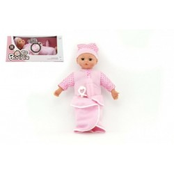 Bábika- bábätko s mäkkým telíčkom