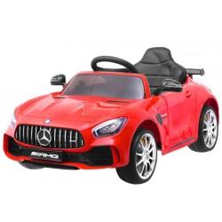 ELCARS Mercedes AMG GT-R, EVA kolesá, plynulý štart