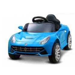 ELCARS elektrické autíčko ve stylu Porsche, 2 motory, simulace jízdy – houpání, tlumiče, plynulý start