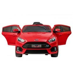ELCARS Ford Focus, EVA kola, plynulý start