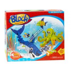235 penové puzzle, 3D - morský svet