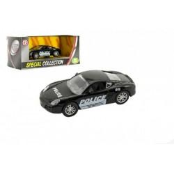Auto policie, kov/plast 9cm