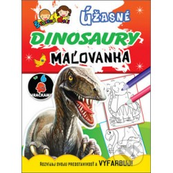 Úžasné dinosauři se 6 hračkami