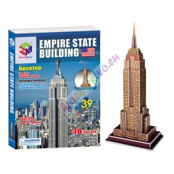 3D Puzzle, Empire State Building