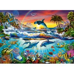 Castorland Puzzle Rajská zátoka, 300 dielov