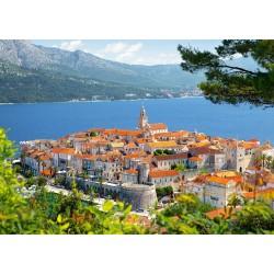 Castorland Puzzle Korcula, Chorvátsko, 3000 dielov