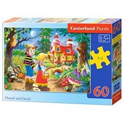 Castorland Puzzle Janko a Marienka, 60 dielikov