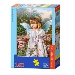 Castorland Puzzle Motýli sen, 180 dielikov