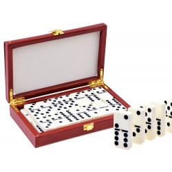 Hra Domino v elegantní krabičce