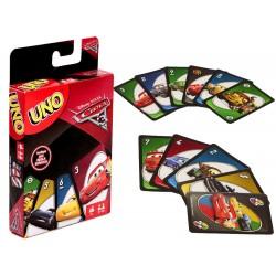 Karetní hra UNO Auta 3 Cars