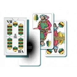 Mariáš- hrací karty v papírové krabičce