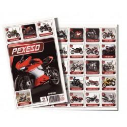 Pexeso- Moto Speed