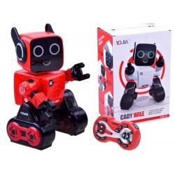 CADY VILE – inteligentný robot na diaľkové, pokladnička