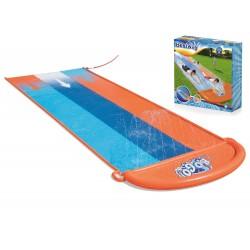Bestway 52271 H2O GO! trojmiestna vodná šmýkačka 549 cm