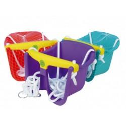 Detská plastová hojdačka