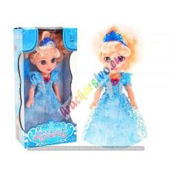 Elsa – interaktivní zpívající panenka s kouzelnými ručkami