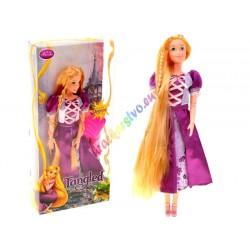 Rapuntzel – pohádková panenka s dlouhými vlasy