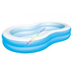 Nafukovací bazén Lagúna 54117, 262 x 157 cm