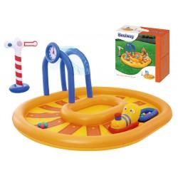 Detské vodné ihrisko, bazén Vláčik s príslušenstvom