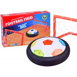 Hoverball – lietajúca futbalová lopta svietiaca + bránka