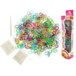 LOOM Band gumičky– štartovací set 1200ks