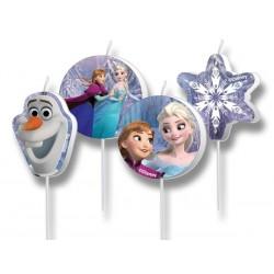 Narozeninové svíčky Frozen