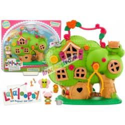 MGA – Domček pre Lalaloopsy Tinies bábiky + figúrky