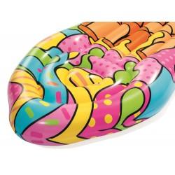 Bestway 43185 nafukovací matrac Zmrzlina, 188x95 cm