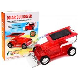 Solární stavebnice Buldozer