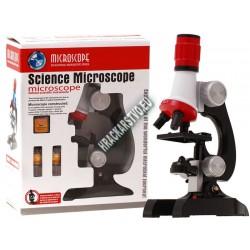 Dětský mikroskop SCIENCE + příslušenství