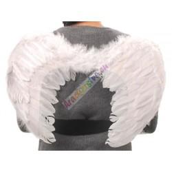 Andělská křídla - z pírek