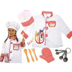 Kuchař + vybavení