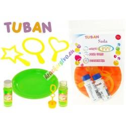Tuban - sada na výrobu mýdlových bublin
