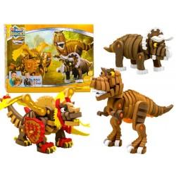 3D pěnové Puzzle – dinosauři a draci, 355 dílů
