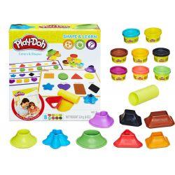 Hasbro PlayDoh modelovacia hmota tvary a farby