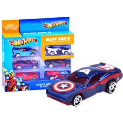 Hot Wheels Avengers 6 áut
