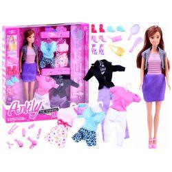 Bábika s oblečením