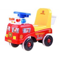 Odrážadlo hasičské auto