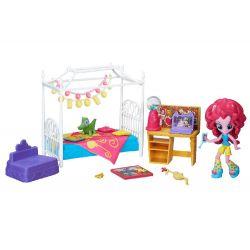 Hasbro My Little Pony figúrka poníka + spálňa