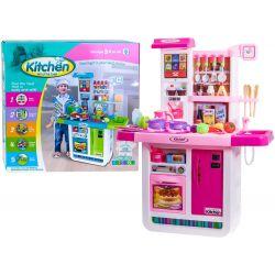 Interaktívna kuchyňa pre deti