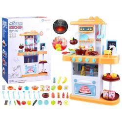 Detská kuchynka so zvukom a svetlami