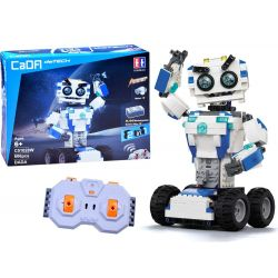 CaDa TECHNIC – technická stavebnica robot na diaľkové ovládanie, 606 častí