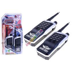 Radiotelefóny WALKIE TALKIE – dosah 500m