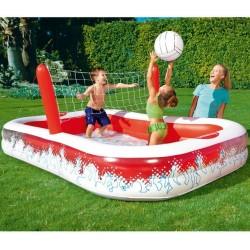 Bestway 54125 volejbalový bazén 254x168x97 + lopta
