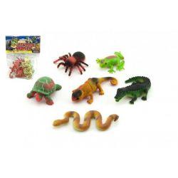 Zvieratko plast 6ks