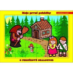 Puzzle Janko a Marienka